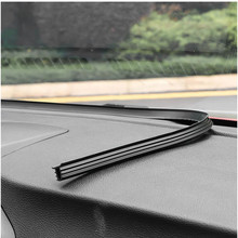 Car Dashboard Sealing Strips Sound Insulation For chevrolet cruze accessories hyundai tucson jeep wrangler tiguan 2019 tucson