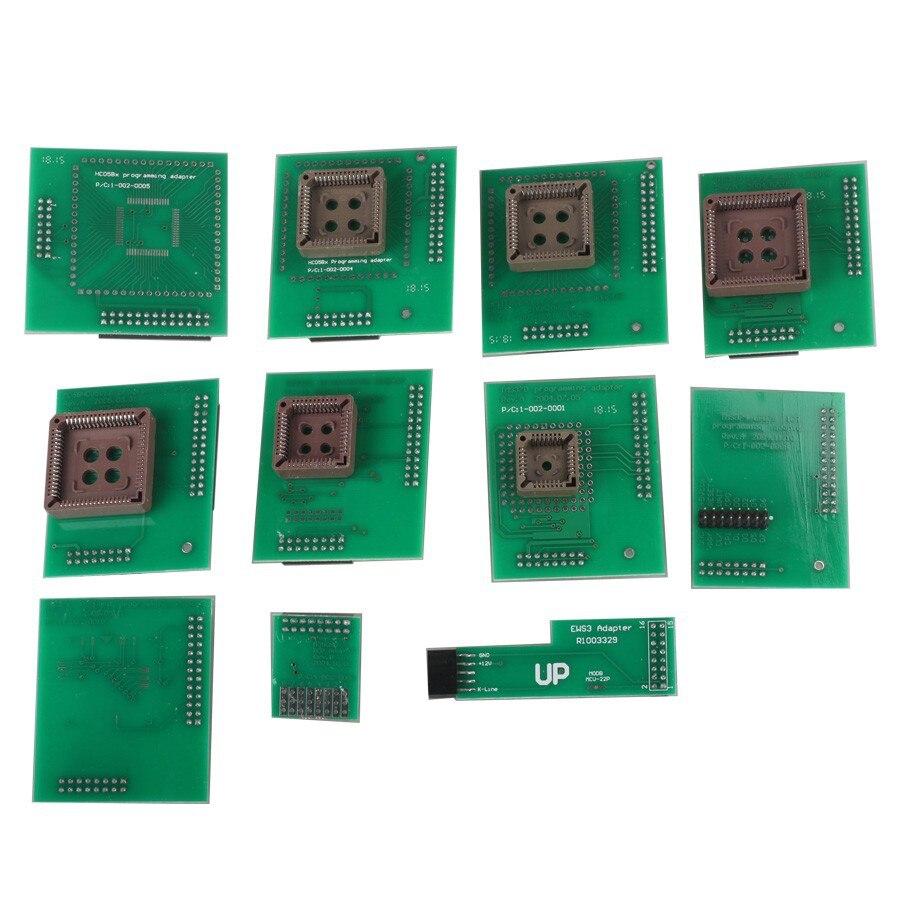 XPROG 5,55 черный металлический ящик лучше XPROG M V5.55ECU интерфейс программирования Xprog-M V5.55