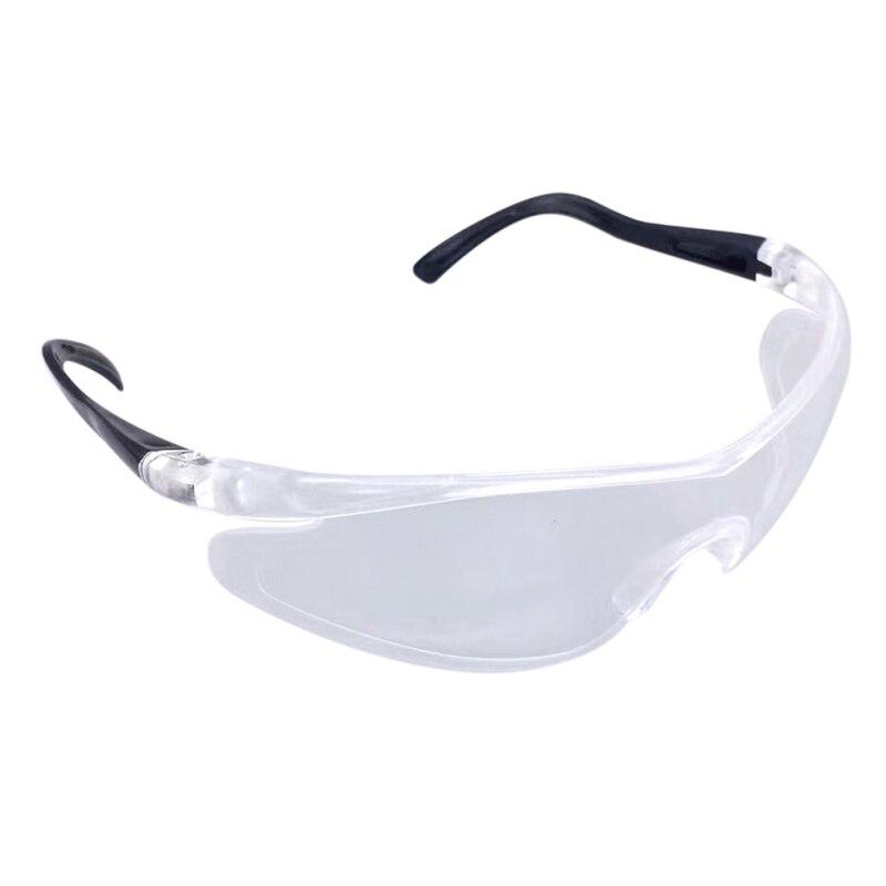 Anti Drool-proof Goggles Anti Virus Glasses Unisex High Definition Fog Blocking Anti-dust Anti-droplets Adjustable Eyewear