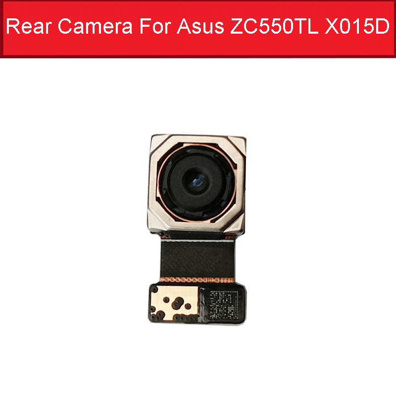 Back Rear Camera Module For Asus Zenfone 4 Max Plus ZC550TL X015D Main Big Camera Replacement Parts|Mobile Phone Flex Cables| |  - title=