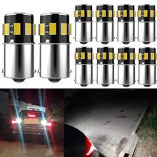 10x1156 ba15s p21w Автомобильный светодиодный задний светильник