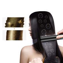 Выпрямитель для волос 2 в 1 отопления плоский Утюг Профессиональный