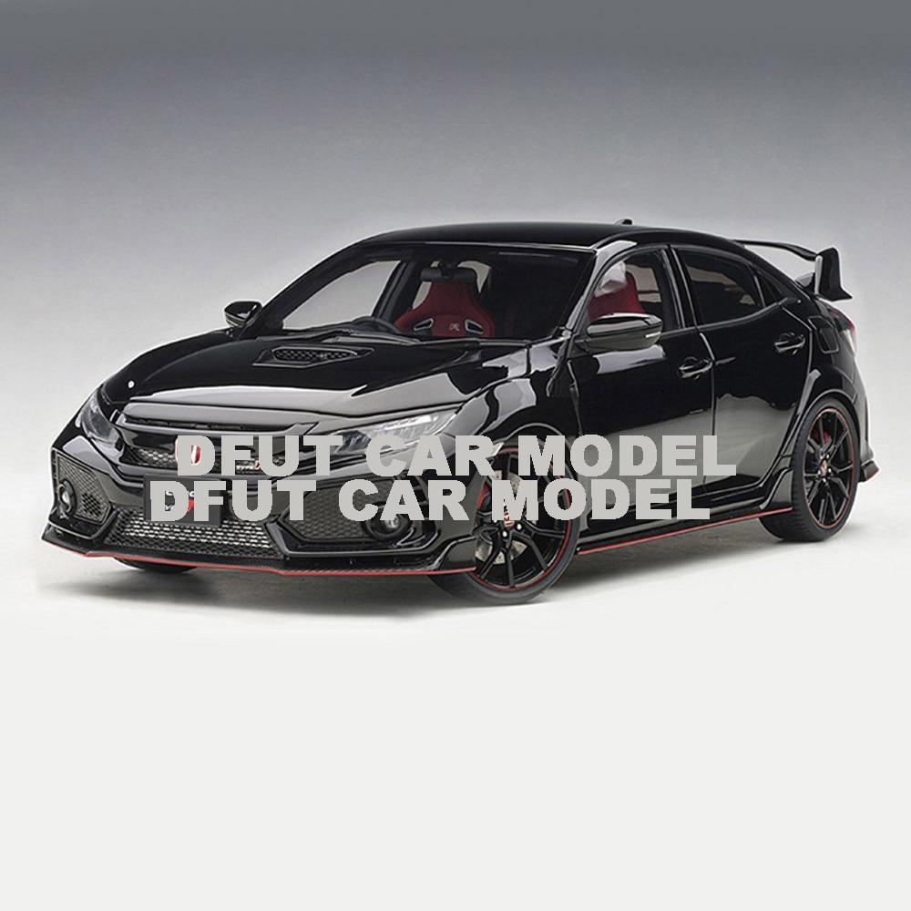 Alliage 1:18 moulé sous pression tirer jouet FK8 modèle de voiture de voitures jouets pour enfants Original autorisé authentique enfants jouets