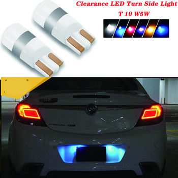 2X Car Interior Clearance License Plate LED Light For BMW E46 E39 E90 E60 E36 F30 F10 E34 X5 E53 E30 F20 E92 E87 M3 M4 M5 X3 X6 image