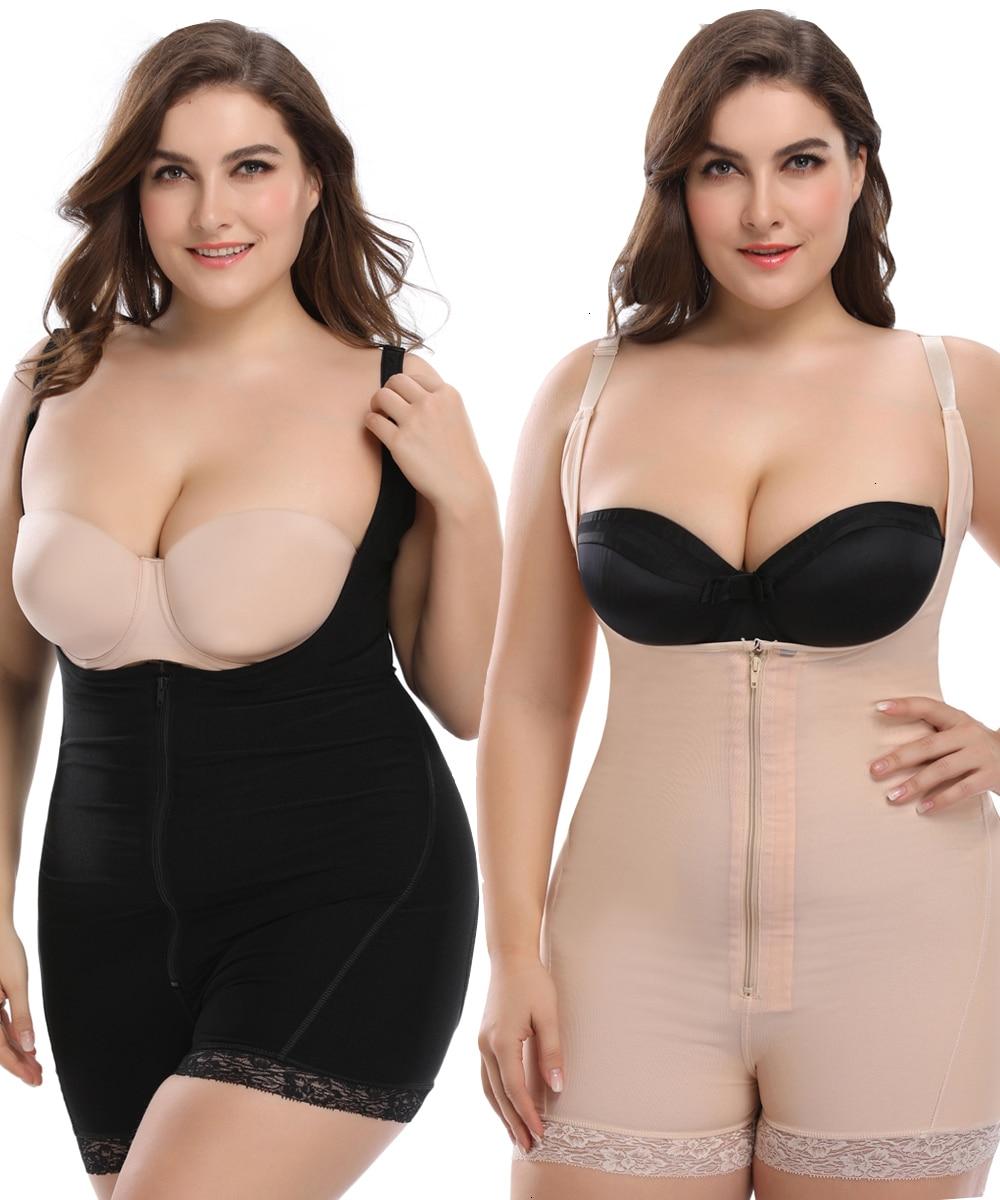 Plus Size Full Body Shaper