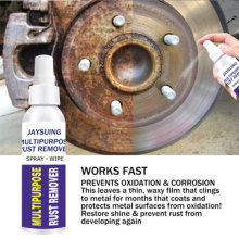 50ML Anti Corrosive Rust Inhibitor Metal Wheel Polish Rust Remover Derusting Spray Car Maintenance Cleaning Auto Accessries