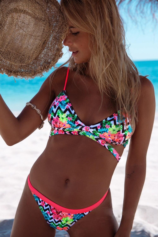 H00a73b41555d470f98e16c66464a1553I 2019 New Sexy Bikini Swimwear Women Swimsuit Push Up Biquini Bathing Suit Brazilian Bikinis Summer Beach Wear Swim Suit Female