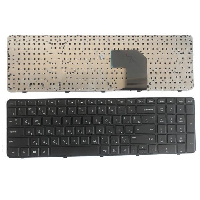 لوحة المفاتيح الروسية الجديدة للوحة مفاتيح الكمبيوتر المحمول HP بافيليون G7 2000 G7 2200 رو