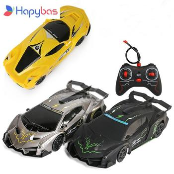 New RC Car Wall Driving Racing Car Toys Mini Car Climb Across the Wall Remote Control Toy Car Model Christmas Gift for Kids creative diy assembled building block remote control toys rc military car model toy with remote control for kids
