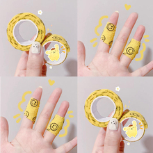 Student Writing Finger Bandage Artifact Cute Self-adhesive Wrapping Finger Joint Protective Sleeve Anti-wear Finger Callus Tape