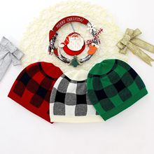 christmas baby hat Cute Kids Toddler Girls Baby Winter Crochet Knit Hat Beanie Hairball Cap thanksgiving