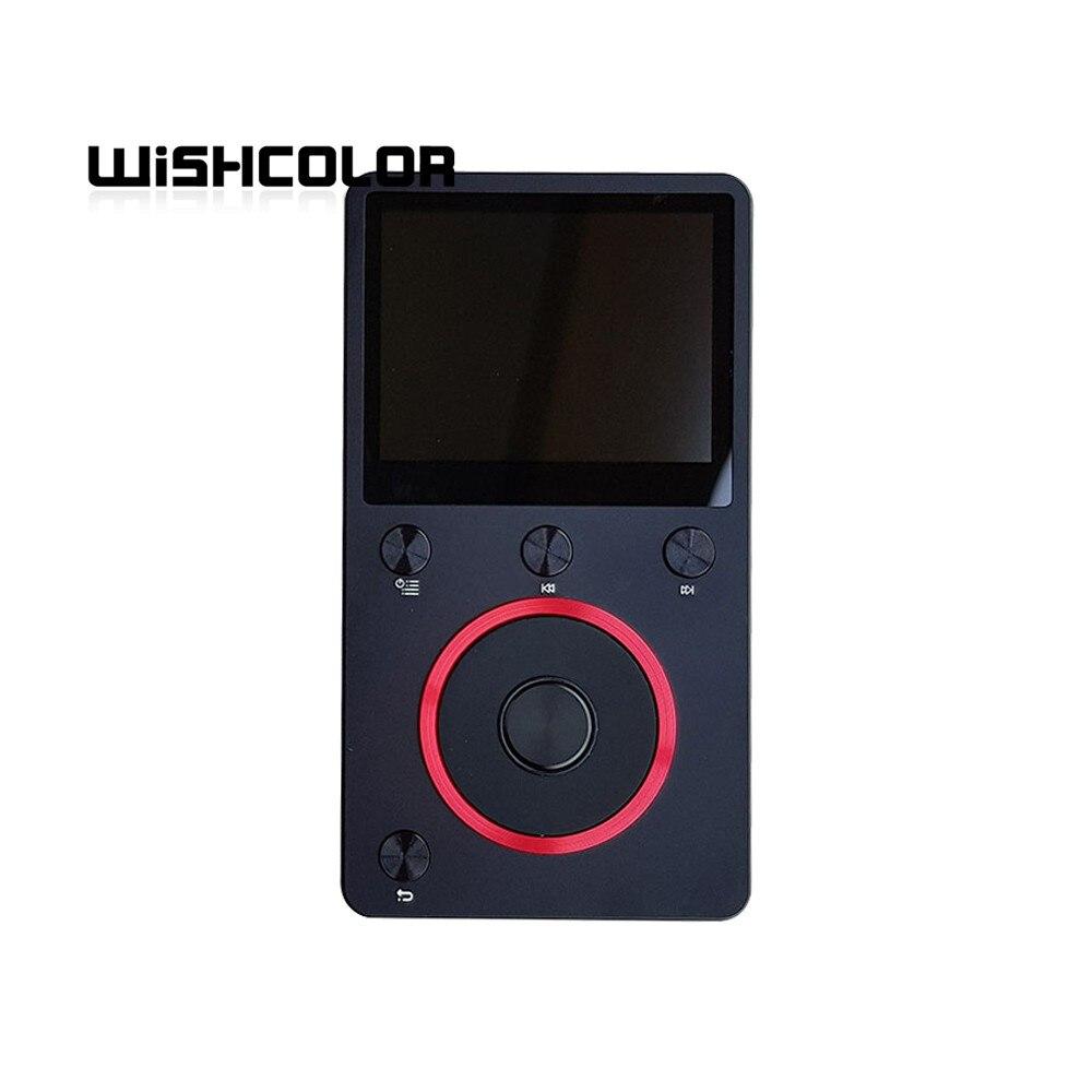 Lecteur de musique Portable HiFi lecteur MP3 HiFi DSD sans perte AK4497EQ avec écran 2.4
