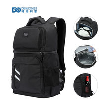 DENUONISS Insulated Picnic Backpack Thermo Beer Cooler Bags Refrigerator For Women Kids Thermal Bag 2 Compartment Outdoor Hiking(China)