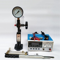 CR C Multifunction Diesel Common rail injector tester and S60H Nozzle Validator Common Rail Injector Tester Tool