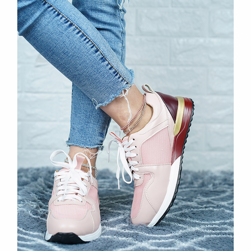 New women sneakers shoes for women 2020 female Platform Casual wedges Sport Shoes Breathable Running Walking trainers women