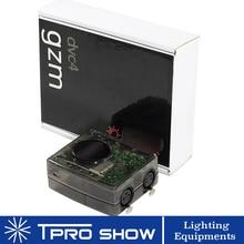 Сцена Освещение Эффект Программное обеспечение DVC4 GZM Виртуальный Контроллер DMX USB Освещение Интерфейс Для Дискотека DJ Вечеринка Свет ПК Управление Устройство