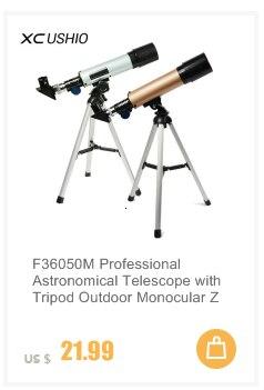 F90060 espaço profissional telescópio astronômico com tripé