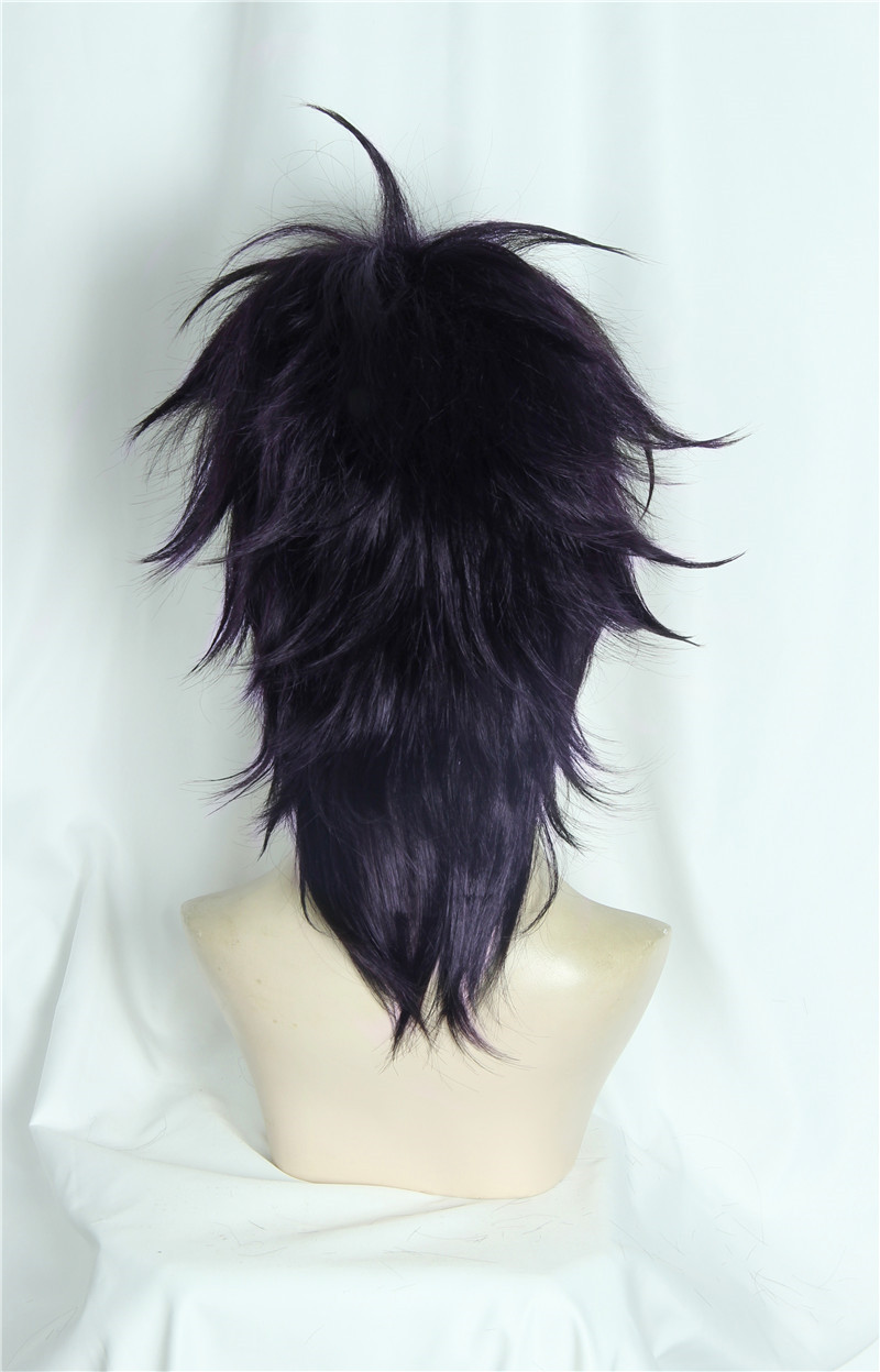 Anime-JoJo-s-Bizarre-Adventure-5-Ghirga-Narancia-Wig-Black-Purple-Heat-Resistant-Synthetic-Hair-Cosplay (3)