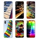 Rainbow Piano Key co...