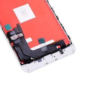 Image 5 - Tela lcd para iphone 6 5 5c 5S se 7 8 plus, touch screen substituição para iphone 4 4S 6s + vidro temperado + ferramentas + estojo de tpu