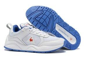Image 3 - Мужские кроссовки Le Coq Sportif, Модные дышащие кроссовки для мужчин и женщин, размер 39 44, оригинал, 2020