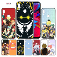 Ansatsu Kyoushitsu Anime Phone Case For Xiaomi Mi Redmi Note 7 6 8 9 K20 9T Pro A3 A2 Lite F1 CC9 CC9e 6A 7A 7S Shell Cover Coqu(China)