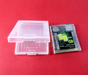 Image 2 - 新2700で1 edgbゲームカートリッジカードゲームボーイgb dmg gbc gbpゲームコンソールカスタムeverdriveギガバイトゲームカートリッジ省電力