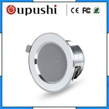 OUPUSHI CE803 10w audio loudspeaker pa system ceiling speaker home