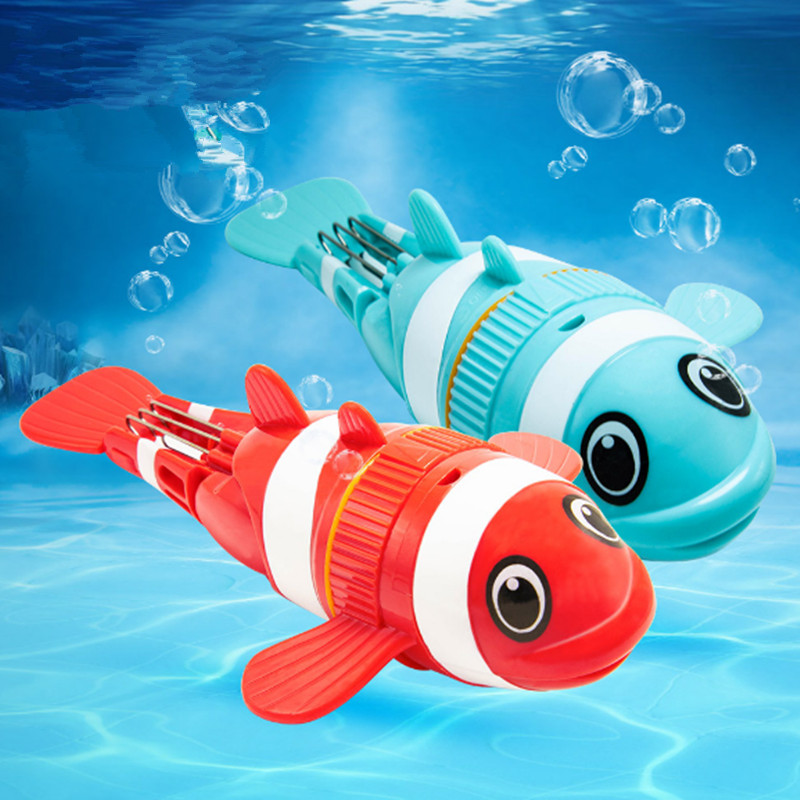 Electric Fish Pet Toys For Kids Funny Water Game Baby Bath Toy Children Gifts