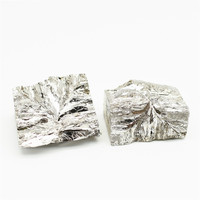100-1000G Bismuth 4N Bi High Purity Ingot  99.99% for Research Science Subject Element Metal Substance Refined Experiment Lab