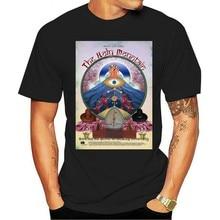 Camiseta a montanha sagrada 1973 jodorowsky filme homem branco S-XL 2021