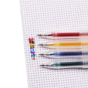 50 шт. пластиковый прозрачный чехол для ручек для водорастворимых маркеров для ткани, сменная ручка для рукоделия, рукоделия, швейных инструментов
