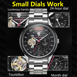 Image 4 - Tevise, relojes mecánicos de moda de lujo para hombre, reloj automático, reloj de negocios para hombre, reloj de pulsera impermeable, reloj Masculino 2019