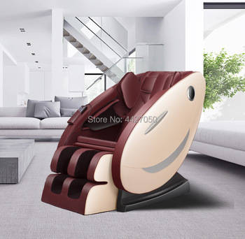 Free shipping gBest selling high quality luxury zero gravity electric intelligent massage chair