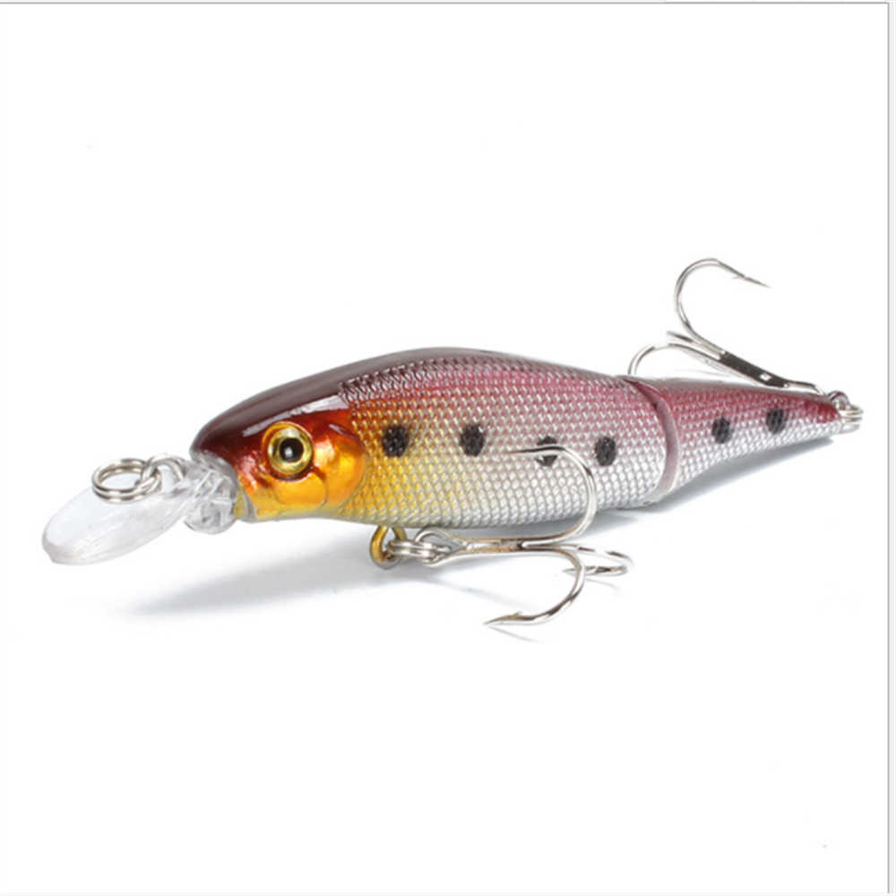 Spinner Fishing Lure 8.5cm Spinner Baits Isca Artificial Pesca Carp Wobbler Hard