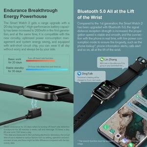 Image 5 - Haylou LS02 English Version Smart Watch, IP68 Waterproof ,12 Sport Modes,Call Reminder, Bluetooth 5.0 Smart Band