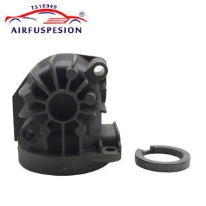 Image 2 - Air Compressor Pump Cylinder Head Piston Ring Air Suspension For W220 W211 W219 A6 C5 A8 D3 Jaguar XJ6 LR2 2203200104 4E0616005F