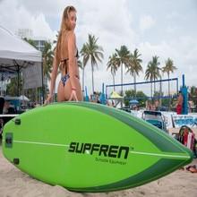 FreeShipping 10ft Inflatable Standard up paddle board SUP surf board Surfing board Surfboard Paddle Kayak Boat цены