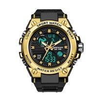 2019 Luxury Brand G S Shock Watches Men Sports Watches LED Digital Quartz Men Military Wrist Watch Clock Male Relogio Masculin