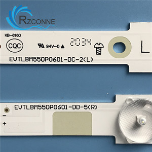 Image 5 - LED תאורה אחורית רצועת מנורת עבור EX 55037003 EX 55037013 TPT550U2 55pus6272 55put6101 55puh6101 T550QVN03.1 55puk4900/12