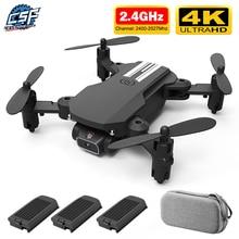 цена 2020 NEW RC drone 4k HD wide angle camera wifi fpv drone height keeping drone with camera mini drone video live rc quadcopter онлайн в 2017 году