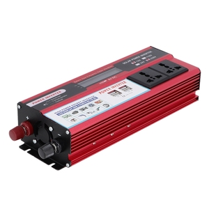 6000W 4 USB Charger Solar Power Inverter