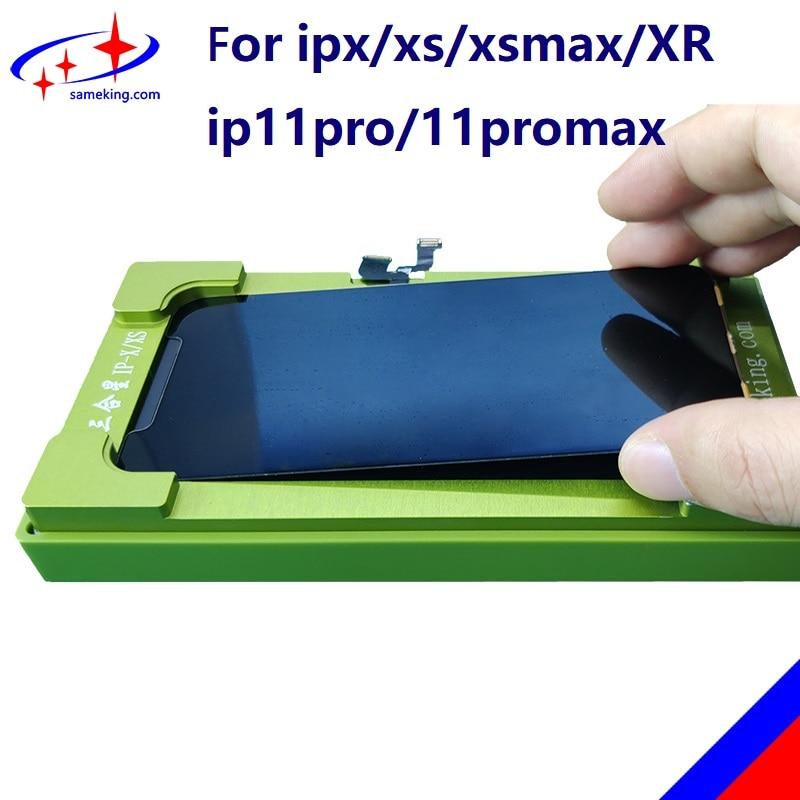 Универсальная ламинирующая форма для iphone x xs max 11 pro
