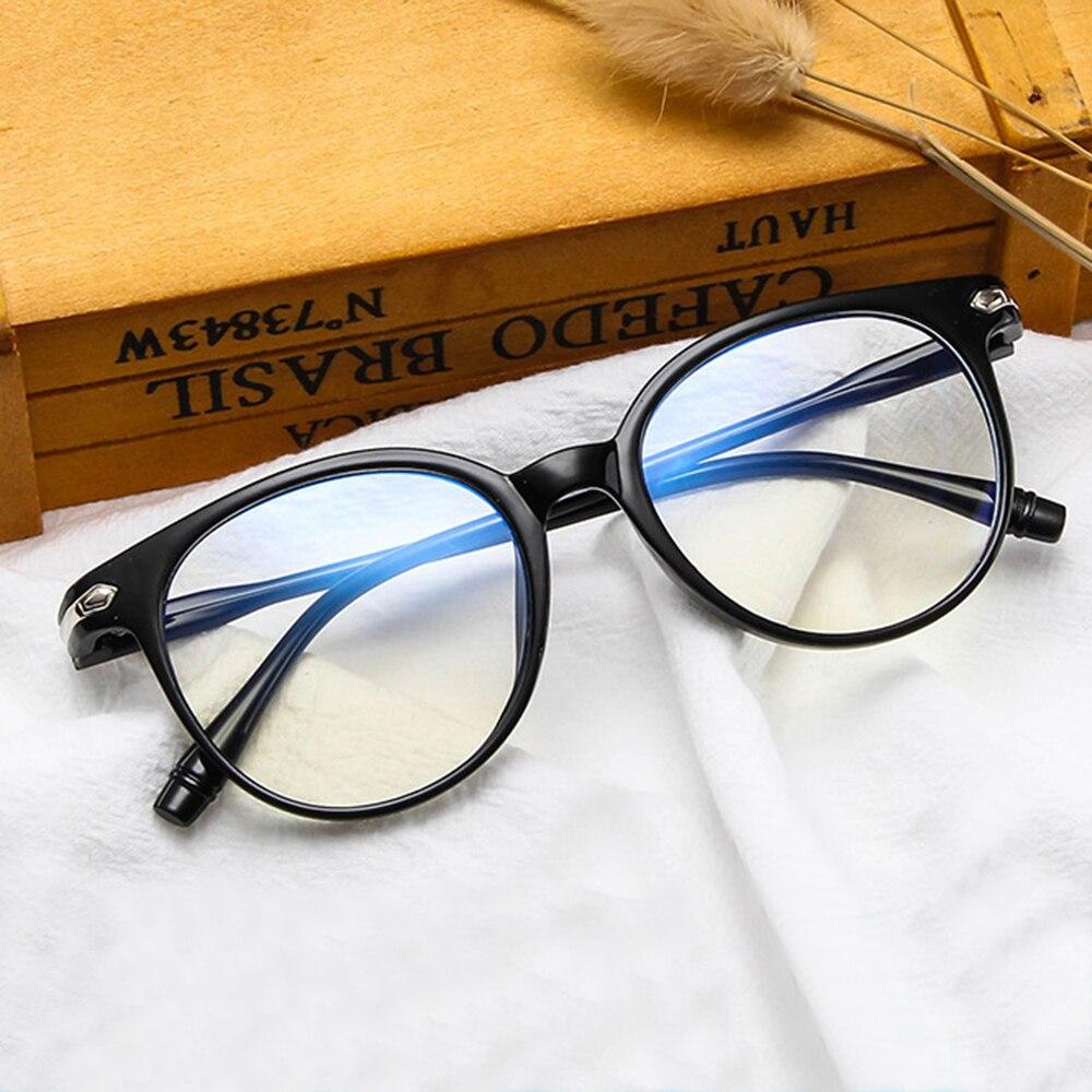 1PC Optical Blue Light Blocking Eye Glasses Blue Rays Computer Reading Eyeglasses Eyewear Frame Decoration for Women Men