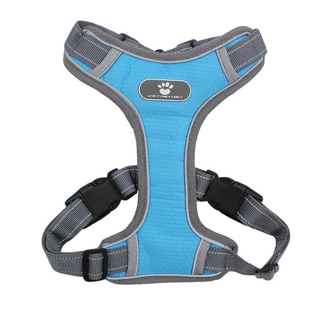 Adjustable Reflective Harness Vest 6