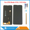 Original 6.26 Inch For ZTE Blade V10 / Blade V10 Vita LCD Display With Touch Screen Digitizer Black Color With Tools Tape|Mobile Phone LCD Screens| |  -