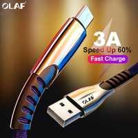 OLAF 3A Micro USB Kabel für Xiaomi 2 Redmi Handy USB Kabel Schnelle Lade für Samsung J5 J2 Daten sync Transfer Kabel