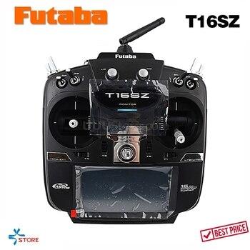 Оригинальный Futaba 16SZ 2,4 GHz FASST передатчик дистанционное управление (ni mh) R7008SB приемник Радиоуправляемый радиоприемник для самолетов Helis дроны