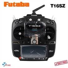Original Futaba 16SZ 2,4 GHz FASST Sender Fernbedienung (Ni-Mh) R7008SB empfänger RC Radio für Flugzeuge Helis Drohnen