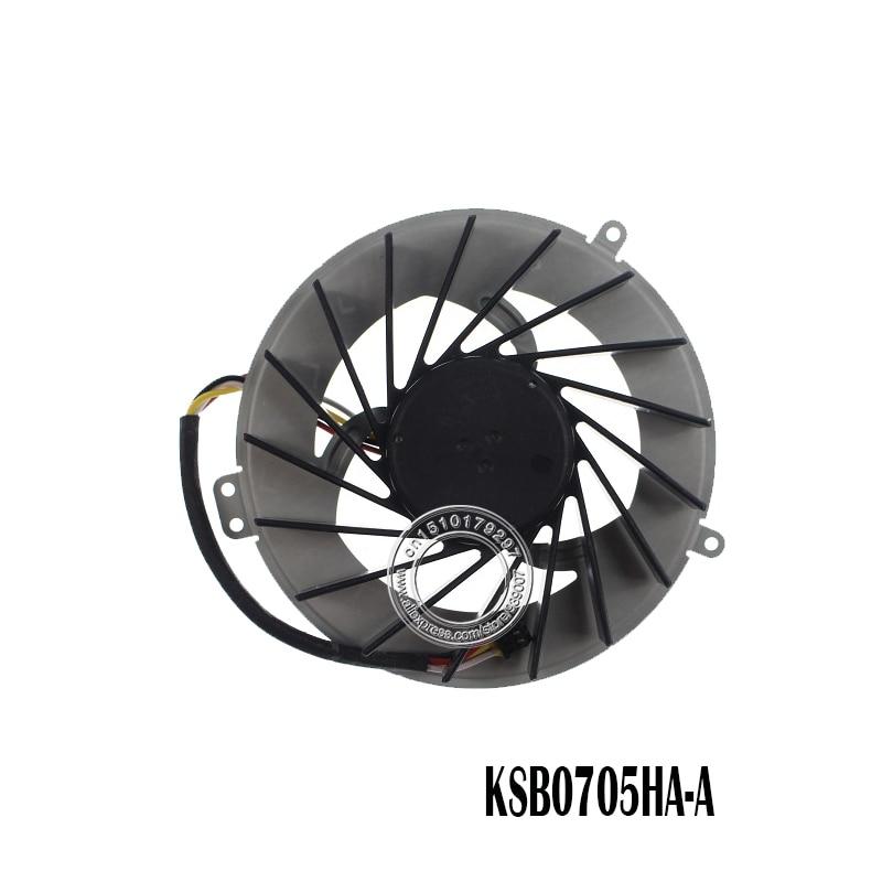"NEW Original Laptop CPU Cooling Fan For Lenovo IdeaCentre A520 A720 A730 27"" One Machine Notebook CPU Cooler KSB0705HA-A BK85"